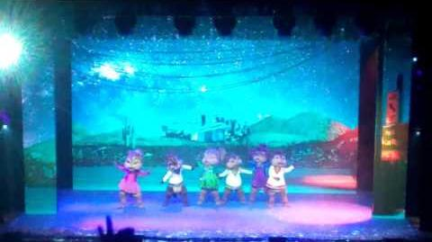 Alvin and the Chipmunks The Musical - Story of My Life Our Lives