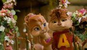 Brittany Comforts Alvin