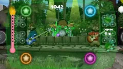Right Here, Right Now - Jesus Jones - Alvin and the Chipmunks Video Game