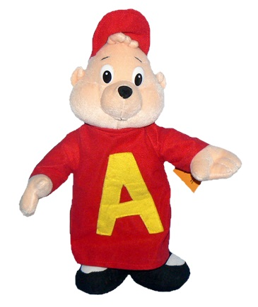 Category The Alvin Show Plush Toys Alvin And The