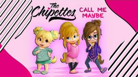 Call Me Maybe Official Chipette Version