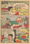 Alvin Dell Comic 3 - The Motor Scooter