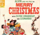 Alvin & His Pals In Merry Christmas (1966)