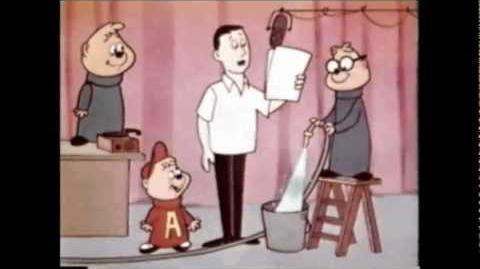 Smokey's ABCs with The Chipmunks