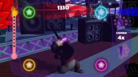 Heartbreak Hotel - Elvis Presley - Alvin and the Chipmunks Video Game