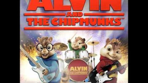 The Chipmunks-Santa Monica