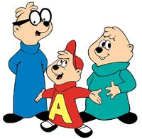 The Chipmunks (60s version)