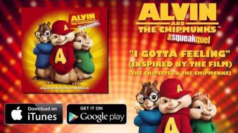 I Gotta Feeling - Alvin and the Chipmunks-The Squeakquel.