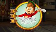 Paper Pilot Pause Menu