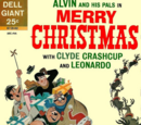 Alvin & His Pals In Merry Christmas (1964)