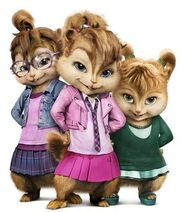 Chipettes The squeakquel 2009jpg