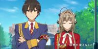 Amagi Brilliant Park Episode 4