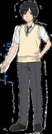 Render Seiren Nanasaki Ikuo