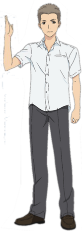 Render Seiren Araki Tetsuya