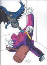 Devilman vs. Big Joke