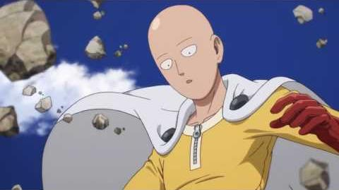 Saitama vs Genos Fight One Punch Man (60FPS)