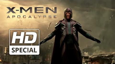 "X-Men Apocalypse-""Magneto"" Featurette"