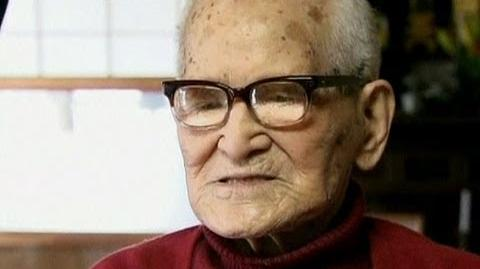 Meet Jiroemon Kimura, World's Oldest Person (LinkAsia 12 21 12)