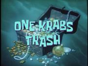 One Krab's Trash