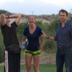 Kelsey &amp; Joey win <i>The Amazing Race 27</i>.