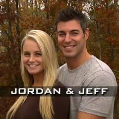 Jordan & Jeff's pose in the opening.