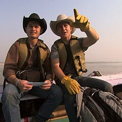 Jet & Cord on the Ganges Rivers