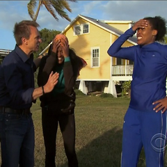 Kisha & Jen are the first African-American all-female team to win The Amazing Race.