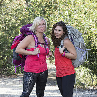 An alternate photo of Kelly &amp; Shevonne for <i>The Amazing Race</i>.