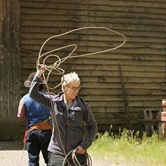 Carol doing the <a href=