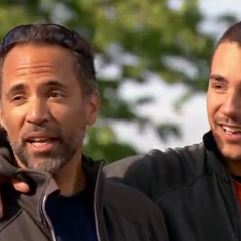 Tim & Tim are the first winners of The Amazing Race Canada