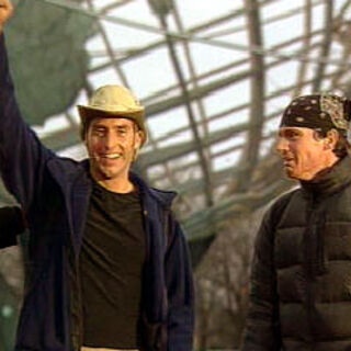 Rob &amp; Brennan were the first ever winners of <i>The Amazing Race</i>.