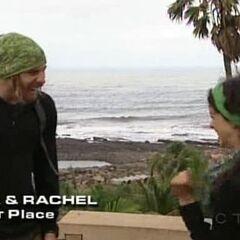 TK &amp; Rachel finish 1st on <a href=
