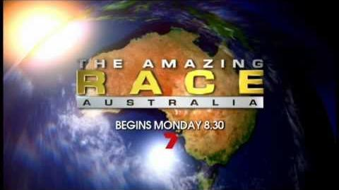 The Amazing Race Australia 2011 SNEAK PEEK