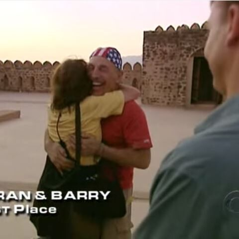 Fran &amp; Barry win the <a href=