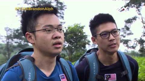 The Amazing Race Asia 5 - Racers' Reflect Brandon & Alphaeus Part 1
