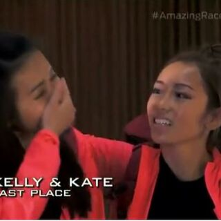 Kelly &amp; Kate are saved by a <a href=