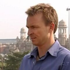 Leg 8: Rooftop of Charbaugh Multistory Flats, Lucknow, India (double-leg, no greeter)