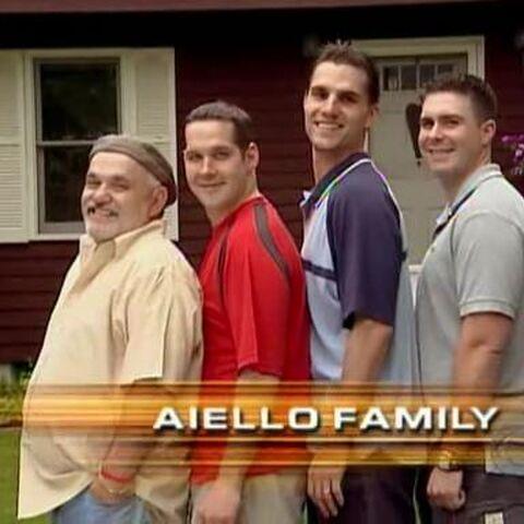 Season 8: Family Edition intro cap