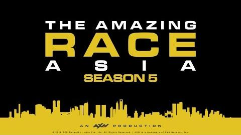 MUSCLE BROTHERS Team Malaysia Amazing Race Asia S5 Audition
