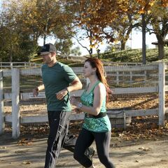 Brendon &amp; Rachel heading to the <a href=
