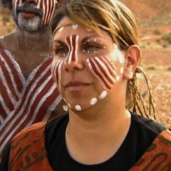 Leg 9: Aboriginal Camp, Breakaways National Park, Australia