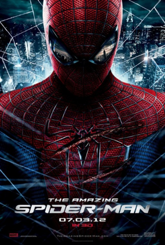 File:The Amazing Spider-Man second poster.png