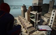 The-Amazing-Spider-Man-Over-Looking-New-York