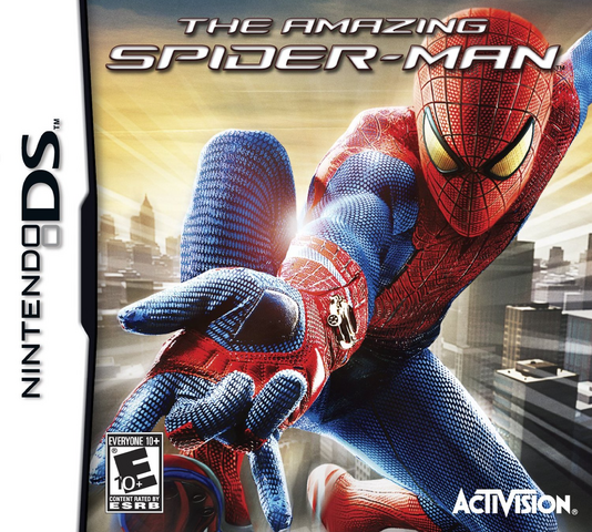 File:The Amazing Spider-Man - Nintendo DS game 1.png