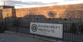 Ravencroft logo