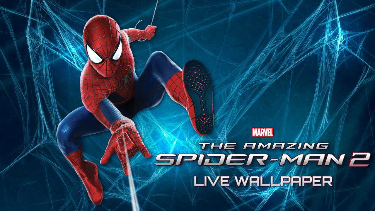 Image - The Amazing Spider-Man 2 Live Wallpaper.png ...