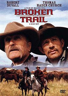 File-Broken Trail DVD cover