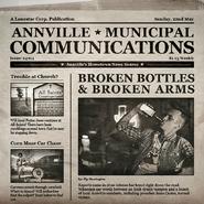 Annville Municipal Communications - Sunday 22nd May