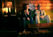 Preacher season 1 - Hugo and Eugene Root