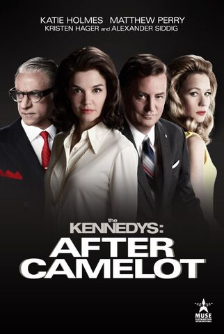 File:The Kennedys - After Camelot poster.jpg